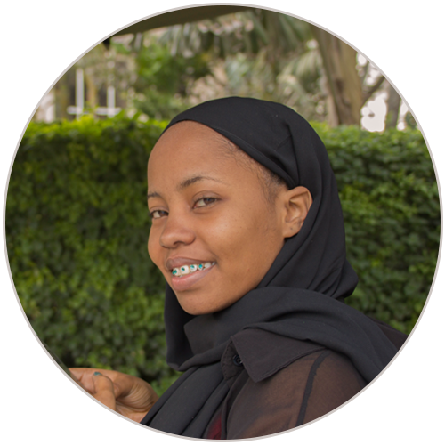 Safiyah Ally - Content Writer